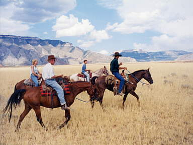 The Wild West. The words conjure images of long ago - cowboys on ...