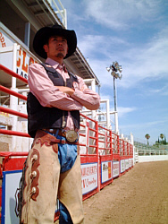 Jin Ichiro Shibahara Bull Riders In Japan
